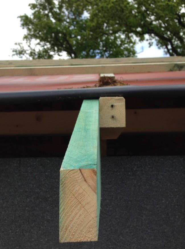 Dach berstand korrigiert sperrfolie angebracht - Statische berechnung dachstuhl ...